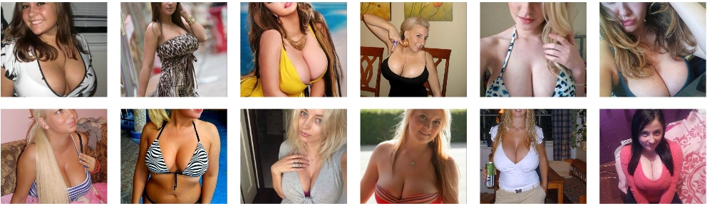 Big Tits Dating Site